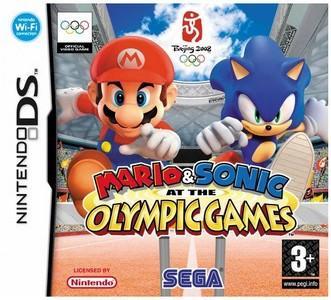Rom Mario y Sonic en los Juegos Olímpicos NDS