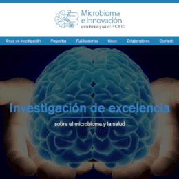 Innobiome - Microbioma e innovación en nutrición y salud