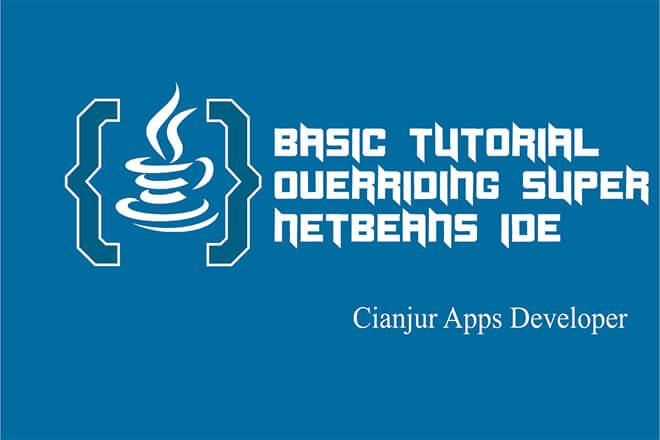 Belajar Overriding dan Kata Kunci Super pada Java