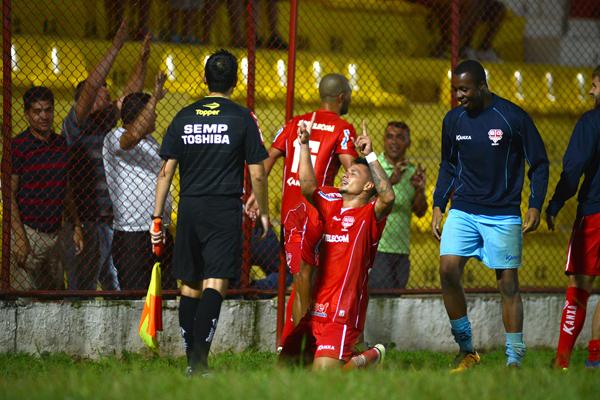 Rafinha entra e marca gol que classifica o Audax para a segunda fase da Copa do Brasil
