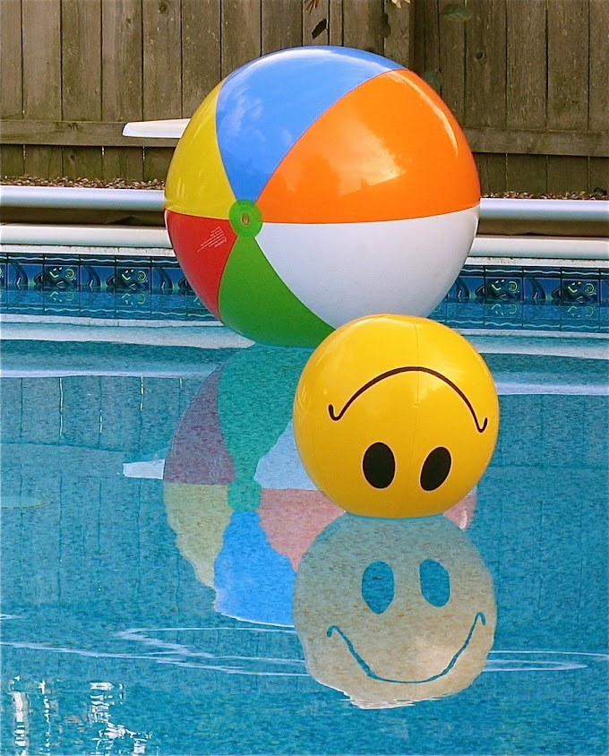 Weekly Tip - Think Pool Safety!