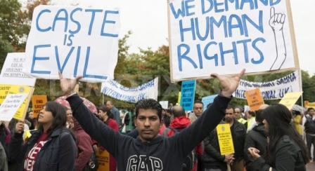 अमेरिकेतही ॲट्रॉसिटीचा गुन्हा Caste Discrination In California USA