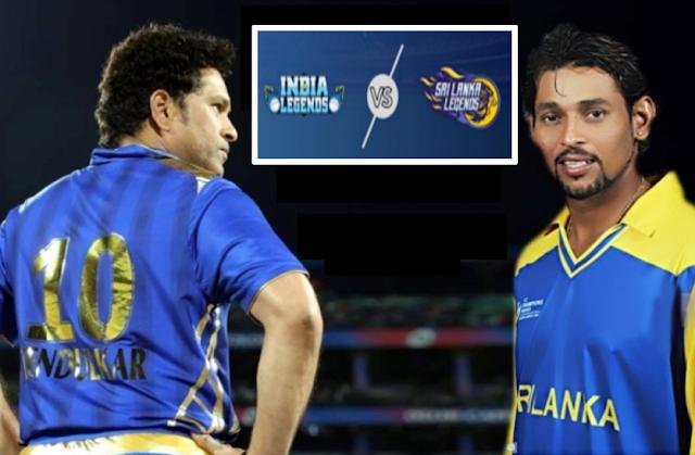 इंडिया और श्रीलंका लीजेंड्स के बीच खिताबी टक्कर, ताजा हुई विश्व कप 2011 की याद