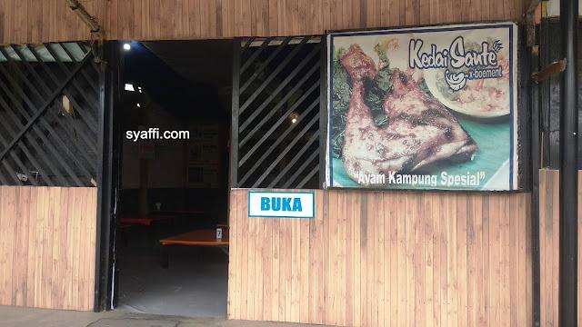Kedai Sante Kebumen