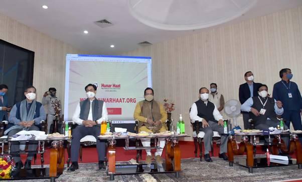Inauguration-of-Hunar-Haat