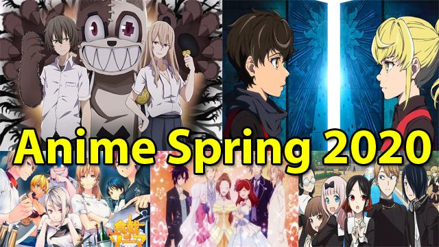 anime terbaik spring 2020