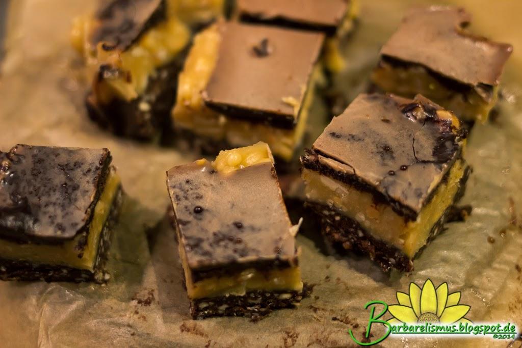 ebaabbd34 Barrinhas de Pasta de Amendoim e Chocolate - Veganana