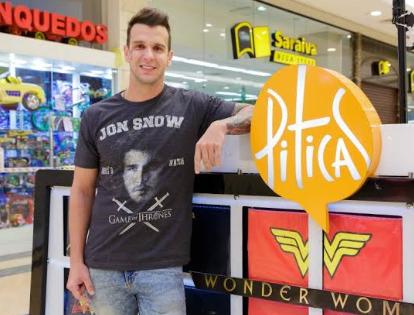 Loja Megastore da Piticas Experience é inaugurada e celebra crescimento de 22% da marca em 2019