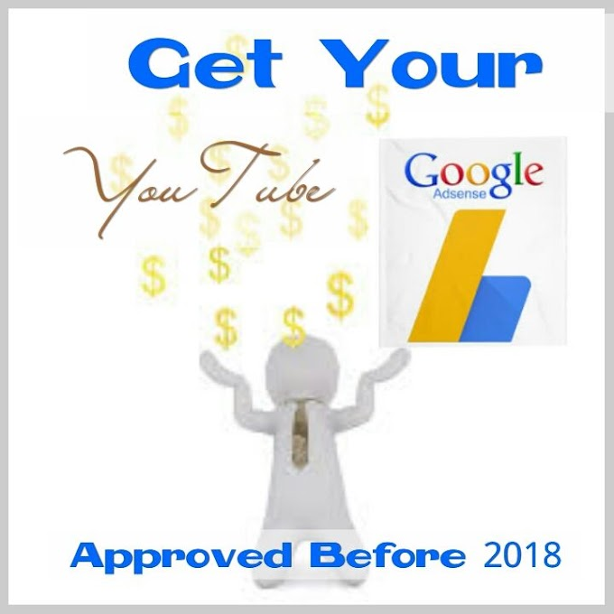 How to get Google AdSense approved for YouTube 2019