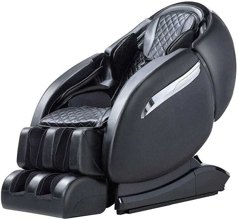 70% OFF Massage Chair Zero Gravity Full Body,Your Family Massage Therapist,Bluetooth,Black