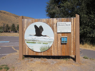 Klamath Basin National Wildlife Refuge Complex Visitor Center