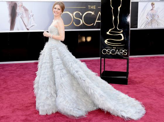 Penampilan Amy di ajang Oscar