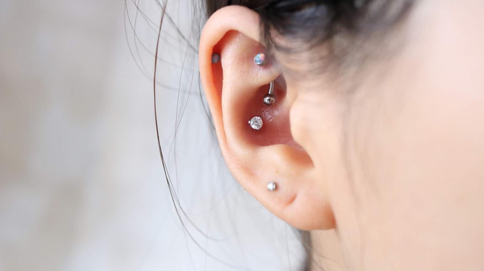 Maine Lyn S Reviews My Ear Piercings Experience