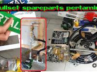 Harga Jual Komponen Sparepart Pom Mini Murah