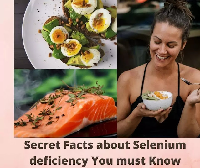 Secret Facts about Selenium deficiency You must Know