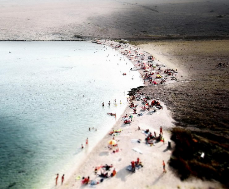 33 Amazing Beaches From Around The World - Pag Island, Croatia