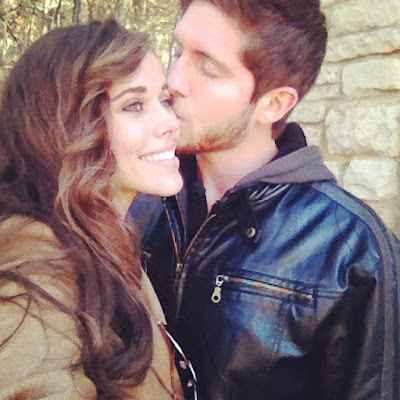 Jessa and Ben Seewald honeymoon