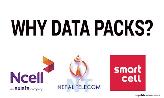 Latest Ncell Data Packs With Volume, Price, and Code