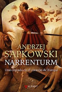 Narrenturm, por Andrzej Sapkowski