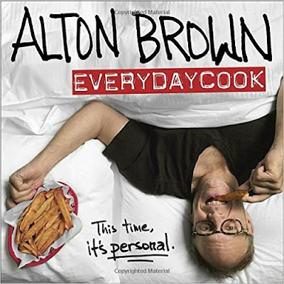 books, recommendations, cookbooks, cooking, eating, entertaining, Alton Brown, Food Network