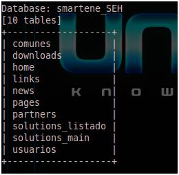 SQLi Automatizado con SQLMAP 5