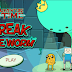 Adventure Time - Break The Worm - HTML5 Game