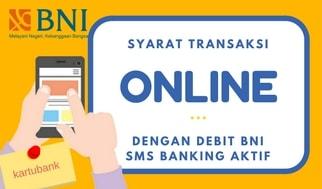 belanja online dengan debit bni memerlukan nomor kartu debit bni