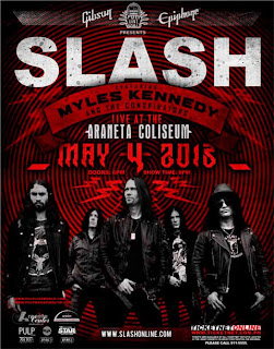 Slash Live in Philippines