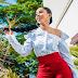 #Headies2019: BBNaija reality show winner Mercy steps out in style