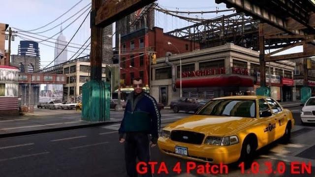 GTA 4 الباتش الرسمي الثالث للإصدار 1.0.3.0 النسخة الإنجليزية