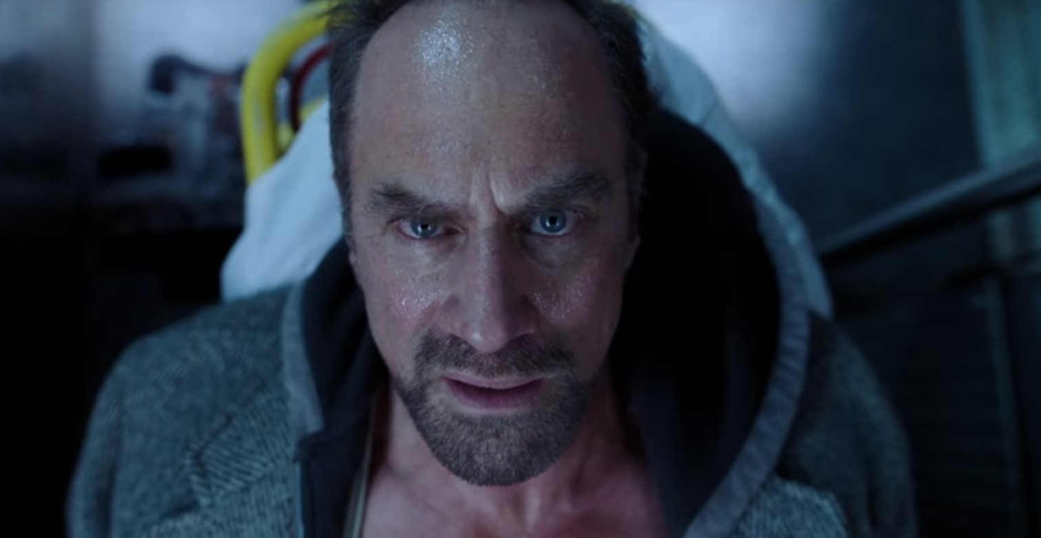 Happy! Christopher Meloni