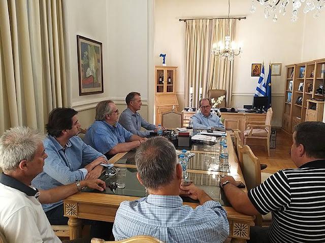 Συμβούλιο τουριστικής πολιτικής Πελοποννήσου συγκροτεί ο Παναγιώτης Νίκας