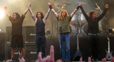 10 Band Metal Terbaik Sepanjang Masa