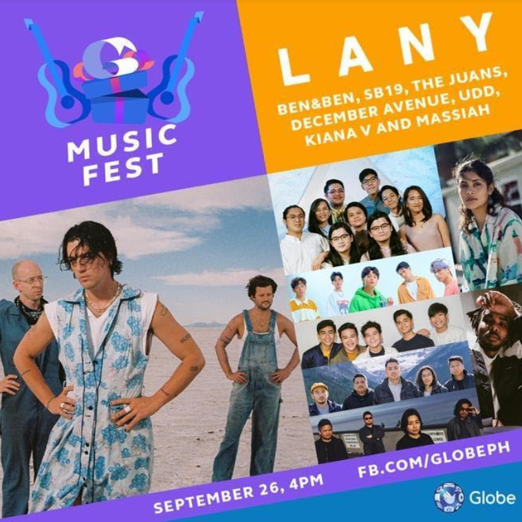 Globe, Globe Telecom, Globe 0197 National G Day 2020, Globe Subscribers, Raffle, new normal lifestyle, Covid-19 , millennial, music fest, rewards, G Summit, National G Day, business talk, 0917, September 17, online music festival, Mobile Legends, Globe Rewards, Globe at Home app