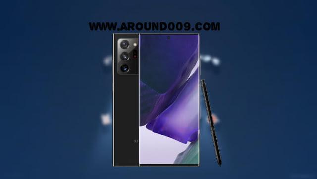 تحميل خلفيات Samsung Galaxy Note 20, 20 Ultra الرسمية