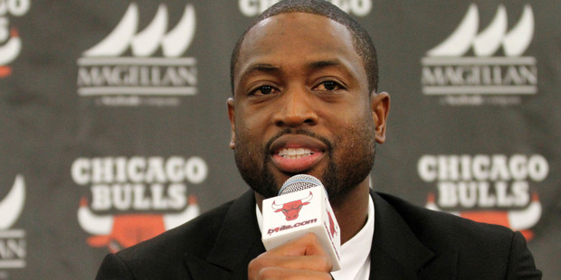 Donald Trump under fire for tweet on death of NBA star and Chicago Bulls player Dwyane Wade's cousin