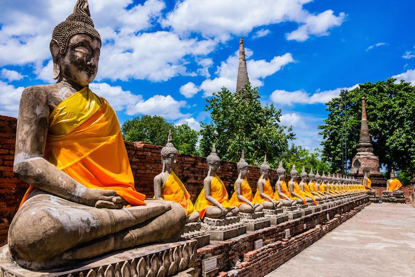 Đi tour Thái Lan