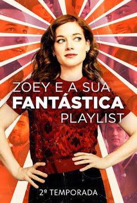 Zoey e sua fantástica playlist - segunda temporada