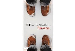 Reseña Paranoia Franck Thilliez