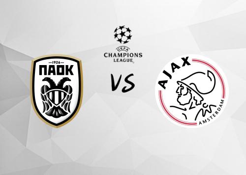 PAOK vs Ajax  Resumen y Partido Completo