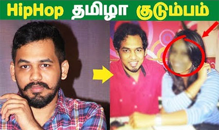Know about HipHop Thamizha's Family?