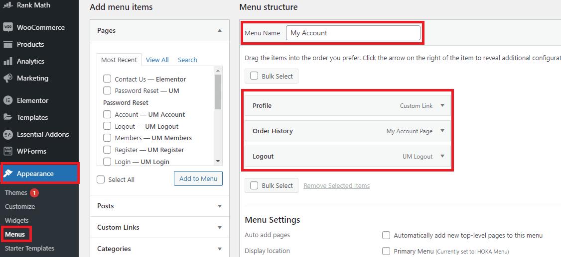 Cara Membuat Halaman Form Login dan Register Tampil di Website WordPress