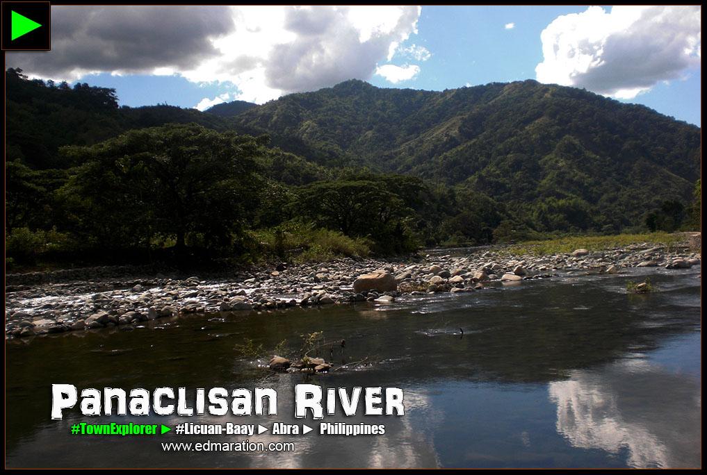 PANACLISAN RIVER, LICUAN-BAAY