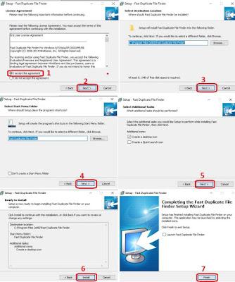 تحميل برنامج Fast Duplicate File Finder