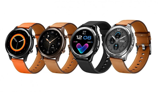 vivo Watch debuts with round body, 18-day standby and dual chipsets.