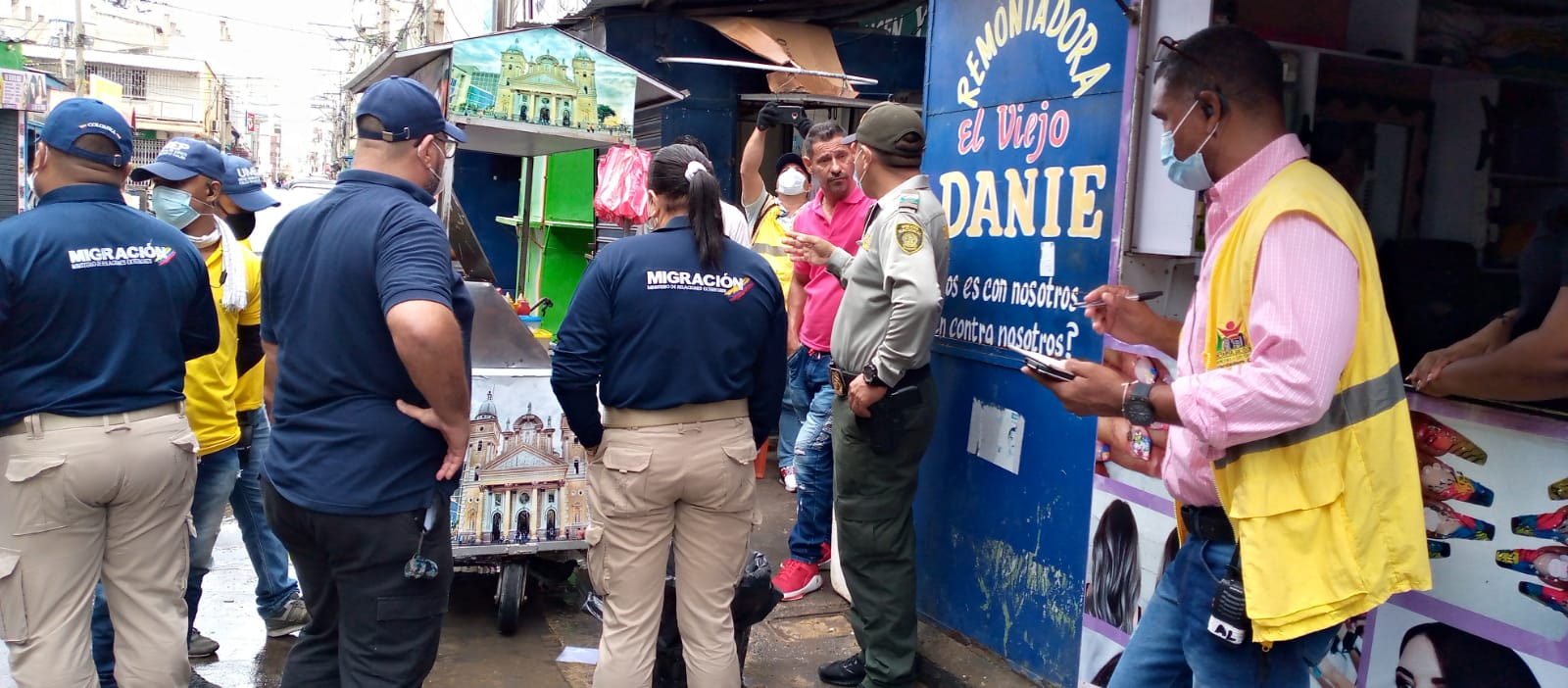 https://www.notasrosas.com/Grupo de Protección al Turismo efectuó Jornada de Vigilancia y Control en Maicao
