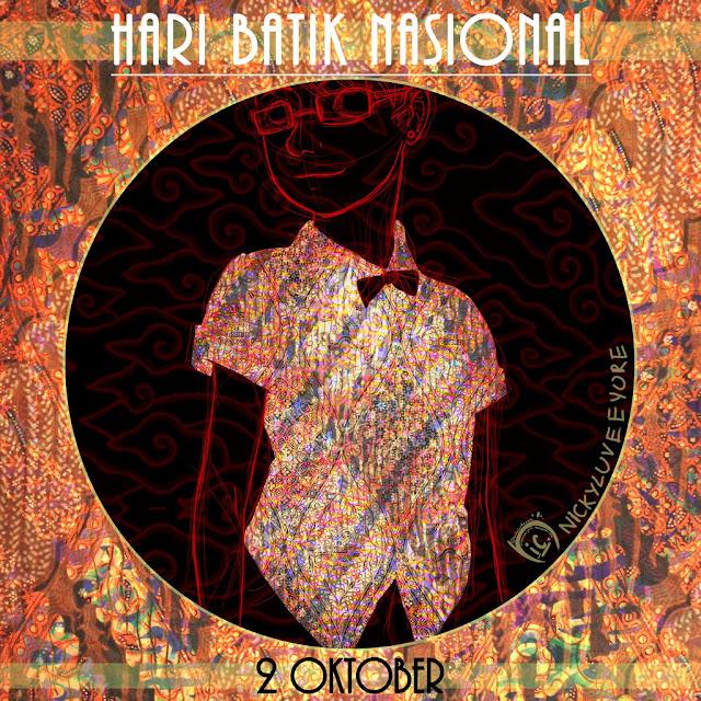 Hari Batik Nasional, Yuk Pakai Batik!