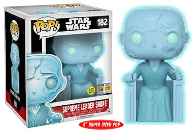 San Diego Comic-Con 2017 Exclusive Star Wars Pop! Vinyl Figures