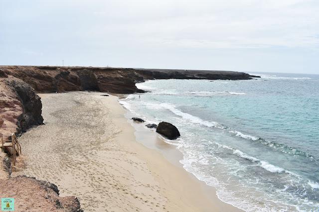 Playa de los Ojos, Fuerteventura