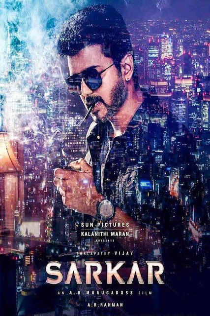 "Vijay in Sarkar (2018) Tamil Movie   Sarkar (2018) is an Indian Tamil political action film written and directed by AR Murugadoss in 2018. The film is produced by Kalanithi Maran under the production banner of Sun Pictures. The film stares Vijay, Keerthy Suresh, Pala Karuppiah, Varalaxmi Sarathkumar, Radha Ravi,Yogi Babu and some others. The film is about democracy in the state, implementation of casting vote for elect leader of the state, raising powerful awareness against corruption in election. Sarkar means the politicians in whose hand, power to govern the state stays.  I just want to explain two dialogues of the film.     (i) ""If vote was cast by others illegally, they must be given a ballot paper and will be allowed to cast their vote.""__________Sundar Rameswamy.     (ii) ""People are powerful for one day but the politician in power are powerful for five years"".___________Sundar Rameswamy.  Vijay plays the role of Sundar Rameswamy, an Indian non-resident and the CEO of GL a multinational company in the United States comes in India to cast his vote but his vote is cast by anyone else. The honorable court says and others at first times say on vote won't affect the total counting. Sundar says some realistic description that Vajpayee government fell by only one vote. So, every vote is important equally. The honorable court takes the case according to law. In Indian electoral law there is a section called 'Section 49-p' according to this law 'if a vote was cast by others illegally, they must be given a ballot paper and will be allowed to cast their votes'. But here is a matter of 30,000 votes and all have been cast by others. That means 30,000 voters could not cast their vote. Sundar raises awareness about this election that he has come from United States only for casting a vote. Sundar says them that people are powerful for one day only for casting a valuable vote. But the politicians in power are powerful for five years. So, it is an intellectual and very important weapon. Who would come in power or who won't come, it is the responsibility and choice of every citizen.  If a corrupted or dishonest politician comes in power, the people have to suffer extremely as well as the state. But if an honest and sincere politician comes in power, the state and the people will stay in peace. So, Sundar's awareness is implemented at last. The former election is dismissed and a new election date is fixed. Sundar and resident of the area stand as candidate and win in the election.   Vijay in Sarkar (2018) Tamil Movie Poster   There are political violence, action, political problems and solution in the film. But the film is facing some problems like as the honorable court says 'really, this section exists?' why? There are knowledgeable judges, barristers, or others but they don't know the law. It is a lack of the film. Another lack is giving a little scope to the antagonists to perform. Audience will hope a serious and critical moment in this situation like state or politics or power. But overall making this kind of political action film will overwhelm the audience as this kind of situation most of the states in the world is facing. Not only India but also any third world countries are facing this problem. The original voters cannot vote their own and their votes are cast by others. But there is no solution in realistic world. But in this perspective it is one of the important examples for them or the states to learn from here. I think it is also an educational or knowledgeable film. Any leader or politician can watch this. I think they are the primary audiences of the film. Anyone can be target audiences in film for some common sphere but the leaders are the main target audiences for the film. There is a little touch of romance but it has not grown well for the increasing of political turns and dialectical turns.   Keerthy Suresh and Vijay in Sarkar (2018) Tamil Movie   I don't think it is praiseworthy like AR Murugadoss's Ghajini (2005), Stalin (2006), Ghajini (2008), Thuppakki (2012), Holiday: A Soldier Is Never off Duty (2014), Spyder (2017) or others. But its political ideology is extremely praiseworthy.  Actually, Vijay leads in the film in every scene but alongside Keerthy Suresh did not get scope equally as well as Pala Karuppiah or Varalaxmi Sarathkumar. But they have done their best with the little scope.     Watch the official trailer of the cinema 'Sarkar' (2018) here..."